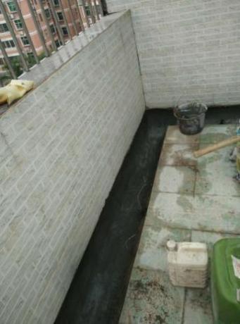 珠海外墙防水补漏