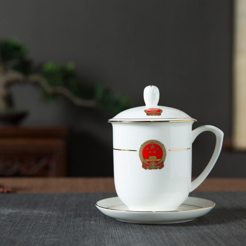 定制禮品水杯加字,開年慶典禮品茶杯