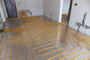 滕州地暖安装|滕州别墅地暖安装|专业滕州地暖安装