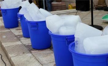 西安专业的冰块配送服务