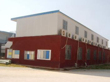 永州轻钢活动板房|永州彩钢板活动房楼顶加层