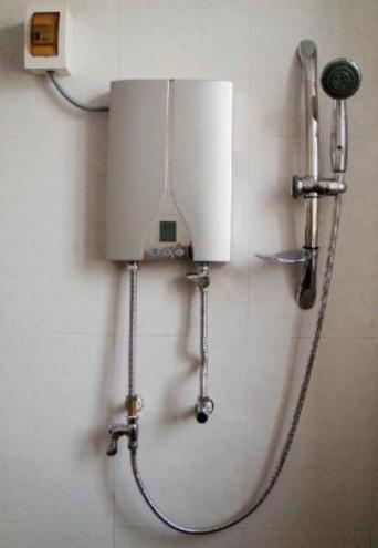 温州专业维修热水器