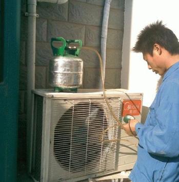 硚口区空调维修加氟