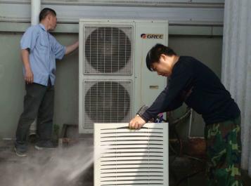 硚口区空调维修安装公司