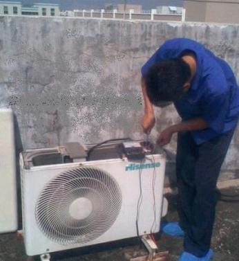 洪山区专业空调维修安装移机