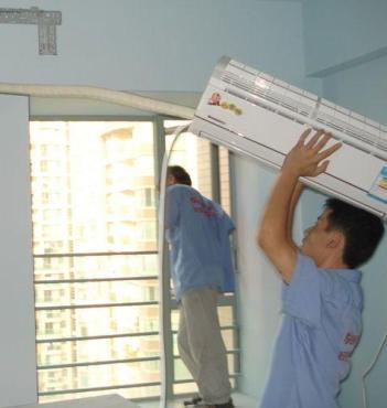 江夏区空调加氟安装移机