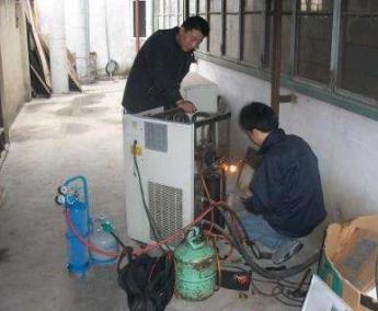青山区空调维修安装加氟