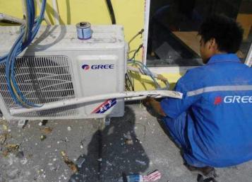 洪山区空调维修空调移机