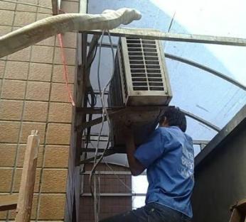 江夏区空调维修安装移机