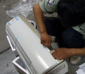 青山区空调移机维修安装