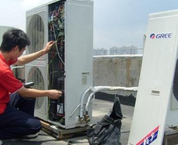 洪山区空调安装维修移机