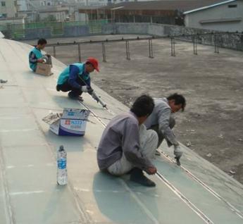 南京防水补漏工程