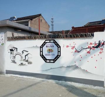 寧波墻繪方案