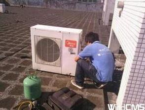 咸陽美的空調售后維修電話