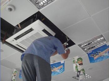 金华中央空调安装维修深受客户好评