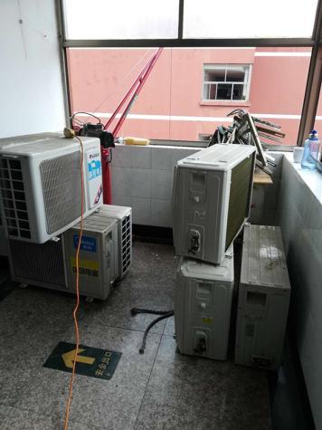 诸暨空调维修公司,价格合理,服务较好