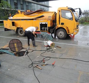 株洲诚信公司专业疏通下水管道