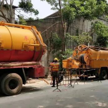 株洲下水道疏通清理
