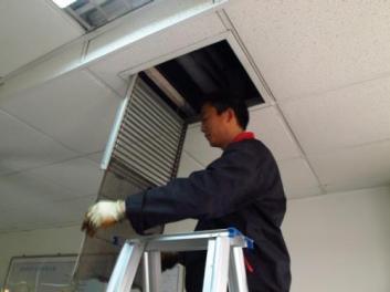 开封中央空调售后维修