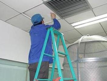 开封中央空调维修服务深受客户好评
