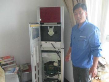 龙湾空调清洗_提供上门清洗服务