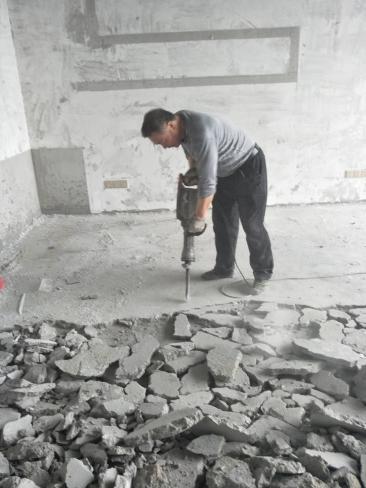 合肥室内拆除专业拆墙