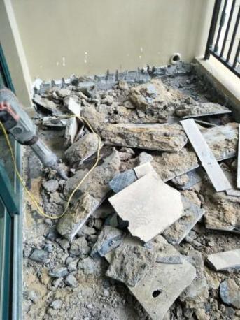 合肥专业室内拆除