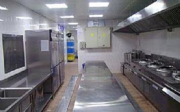 长沙厨房排烟罩安装_工程提供一年质保