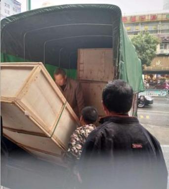 吉安搬家承接各企事业单位搬迁服务