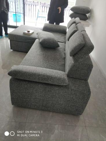 上海皮沙发换皮布艺沙发换面