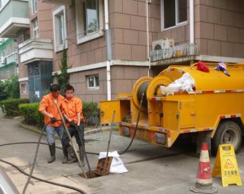 乌鲁木齐市政疏通