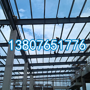 海南钢结构工程安装