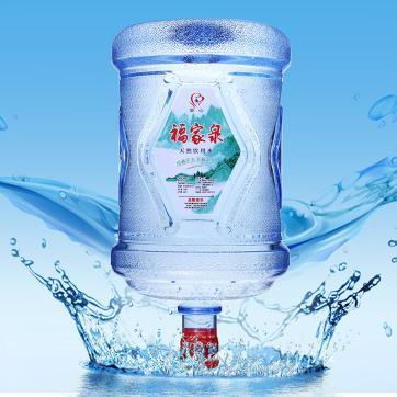 赣州桶装水配送以客户满意为本
