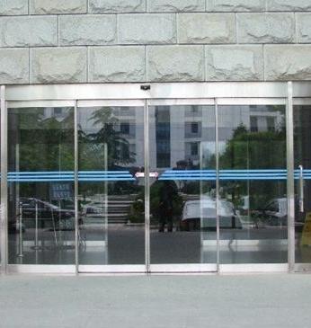 保定玻璃门-保定自动感应门厂家