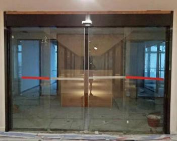 海口进口自动玻璃感应门 海口自动玻璃感应门厂家