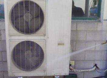 大连市空调清洗赢得了广大用户的信赖