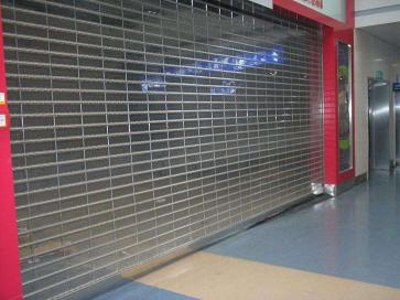 宜宾卷闸门水晶卷帘门制作安装