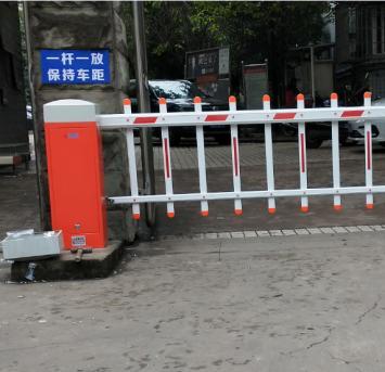 宜宾安装智能自动道闸挡车器停车场管理系统