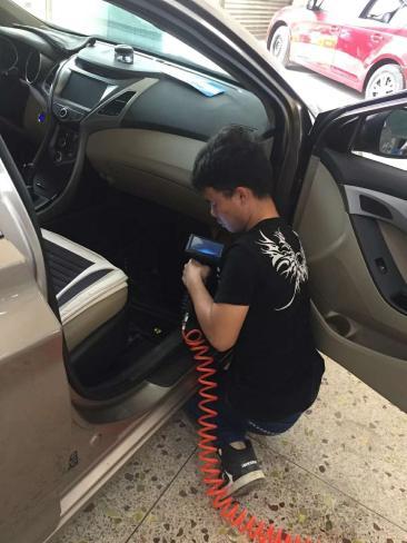 海口汽车空调维修清洗收费合理