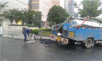 慈溪管道疏通检测以及维修