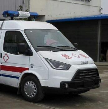 浙江省温州救护车出租