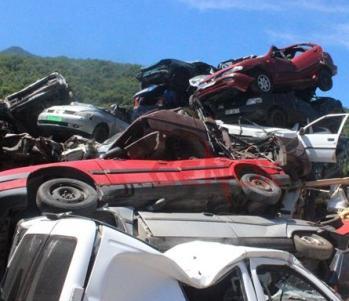 东莞报废车回收公司单位吊销车辆回收