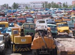 东莞地区高价回收报废机动车