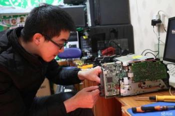 碑林区台式电脑常见故障维修