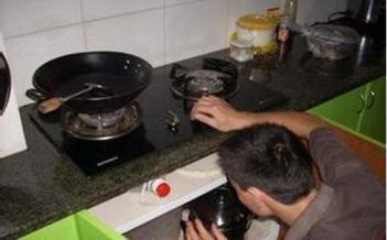 贵阳燃气灶维修厨房家电公司,修不好不收费