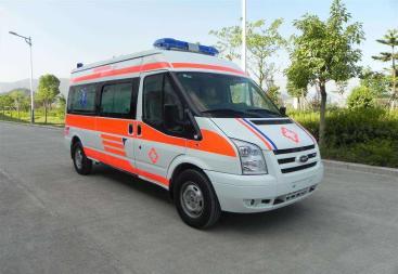 阳江救护车哪里对外出租?安全快捷