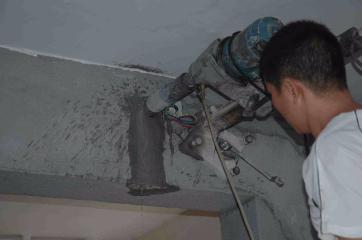 上海墙面切割/敲墙拆除_经验丰富_服务周到