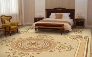 武汉地毯定制铺设羊毛地毯的好处