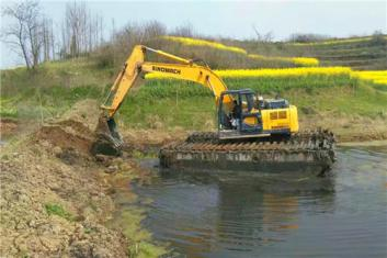 保定大中型挖掘机出租让您租的安心放心省心