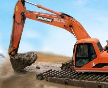 天津大中型挖掘机出租服务态度优良